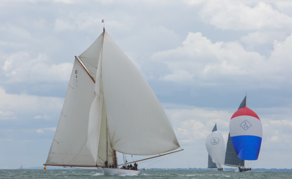 Two Centuries of Sailing